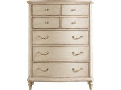 Stanley Furniture European Cottage Bedroom 7 Drawer Chest