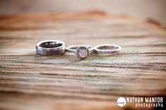 Wedding Rings • Vintage Country Wedding • Photography