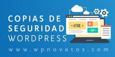 Cómo hacer copia de seguridad de WordPress