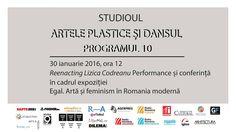 btlt: MNaR Programul10 - Reenacting Lizica Codreanu #brancusi