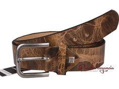 Mens leather belt LINDENMANN #belt #belts #mensbelts #beltsformen #mensfashion #fashion #mensaccessories