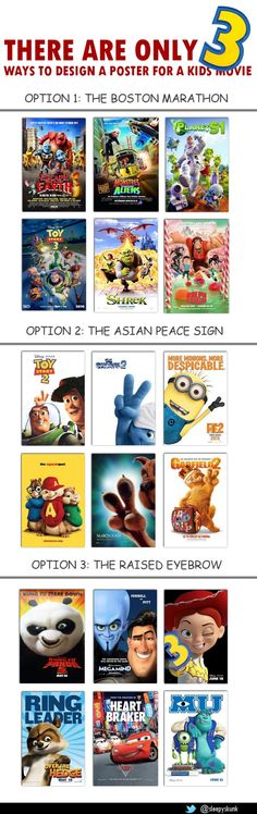 Posters para chicos