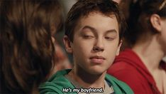 The Fosters // OMG I ALMOST STARTED SCREAMING #JONNOR IS SERIOUSLY LIFE