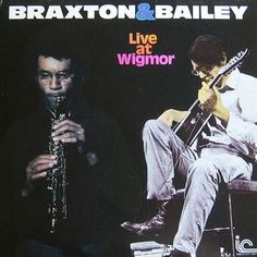 "Braxton and Bailey ""Live at Wigmor"" (IC 1041) 1974"