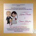 Nyomtatott esküvői meghívó 66. - Esküvői meghívók és kellékek - Megálmodtad.hu Books, Paper Board, Libros, Book, Book Illustrations, Libri