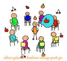 Ξεκινάμε με τη φρουτοσαλάτα!!! Είναι ένα παιχνίδι για όλες τις ηλικίες, στο οποίο συμμετέχουν όποιοι και όσοι θέλουν! Δε χρειάζ... Team Games, Group Games, Group Activities, Activities For Kids, Back 2 School, Sunday School, September Crafts, Happy Monster, Bingo Cards
