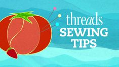 How to Sew a Double-Fold Hem - Threads