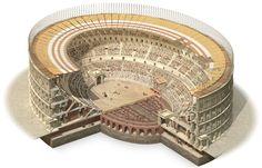 Az ókori görögök és rómaiak ugyanúgy szerették sportot és és a színházat, mint mi.Bizonyíték erre Európa-szerte a sok ókori színház, amfiteátrum.