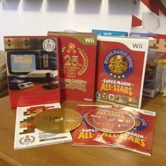Shared by nintendomania98 #nes #microhobbit (o) http://ift.tt/2cNLEjj's #cibsunday is #supermarioallstars for the Wii!  #nintendo #nintendolife #ninstagram #gaming #videogames  #snes #n64 #gamecube #wii #wiiu #3ds #gameboy #mario #zelda #splatoon #amiibo #collectables #toys #nintendopower #gamer #supermario #supermariomaker #yoshi #supersmashbros #pokemon #collector #collecting