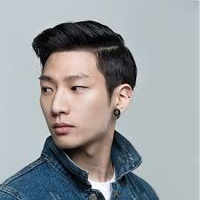 투블럭 포마드 korean hairstyle