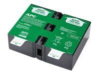 Apc Replacement Battery Cartridge by APC. $60.24. APC Replacement Battery Cartridge #124 - UPS battery - 1 x lead acid. Save 21% Off!