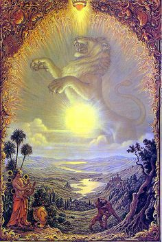 Signo de Leão - Johfra Bosschart | Flickr - Photo Sharing!