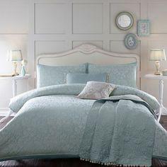 Kylie Minogue Gold 39 Misha 39 Bed Linen Super King Duvet Cover Kitchen Home
