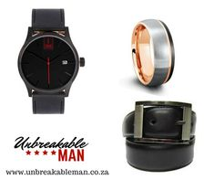 Over 10 000 Men Have Chosen Unbreakable Man For Their Wedding Ring. Tungsten Wedding Rings, Tungsten Mens Rings, Watch Cufflinks, Cross Pens, Watches For Men, Men's Watches, Ring Watch, Leather Belts, Wedding Groom