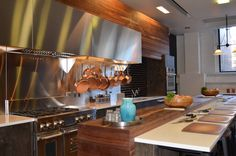 Lasting Value Beyond Comparison - Greenfield Cabinetry Kitchen Designs Photos, Front Windows, Cooking School, Custom Cabinetry, Cabinet Doors, Cabinets, Chicago, Contemporary, People