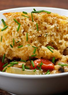 Savory Cobbler That Will Knock Your Socks Off!