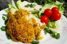 Pikantný pečený karfiol (fotorecept)