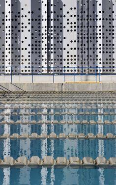 water treatment station of benidorm - alicante spain - otxotorena arquitectos - photo by pedro pegenaute
