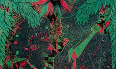 Chris Ofili heads into the shadows | Hip, cool and wildly inventive, Chris Ofili burst onto the scene in the early 90s. Now he's ditching the dung and the glitter, and going some place darker