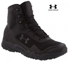 UNDER ARMOUR VALSETZ RTS TACTICAL BOOTS The UA Valsetz boots are a favorite for military & law enforcement. Well, we just took them up a notch. The sam