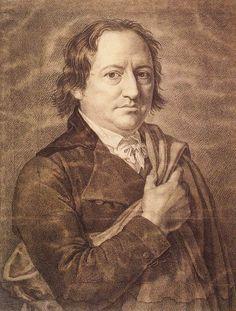 BURY, Friedrich Johann Wolfgang von Goethe 1800 Chalk drawing, 955 x 534 mm Stiftung Weimarer Klassik, Museen, Weimar.jpg