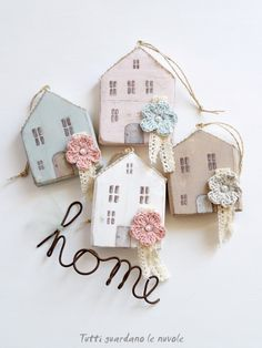 Le mie Little Houses su Somerset Home Magazine. Published