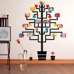 Pop Decors Removable Vinyl Art Wall Decals Mural for Nursery Room, Memory Tree Pop Decors http://www.amazon.com.mx/dp/B004KI2Q5K/ref=cm_sw_r_pi_dp_PZZLvb12SP0X3