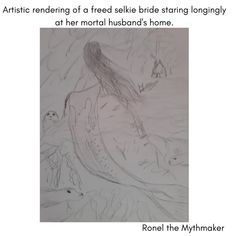Selkies: Mysterious Seal-Faeries – Ronel the Mythmaker Dancing In The Moonlight, Weird Creatures, Good Wife, Popular Culture, Seals, Folklore, Faeries, Mysterious