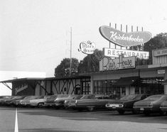 Historic Memphis Restaurants and High School Hang-outs