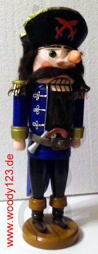 Nussknacker - Pirat