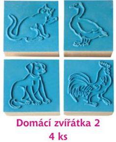 Domácí zvířátka Ice Tray, Silicone Molds, Praha