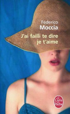 Un Roman pas comme les autres, une histoire intrigante, je relis ce roman à chaque fois que j'en ai la chance! Merci  Federico Moccia