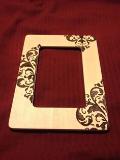 burnt wood frame - Google Search