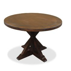 Found it at Wayfair - Lucerne Dining Table 48""
