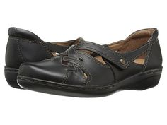 Clarks Evianna Peal Black Leather - Zappos.com Free Shipping BOTH Ways