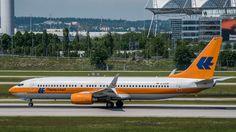 Urlaubsflieger Boeing 737-800 Hapag Lloyd