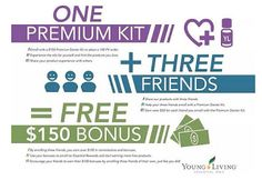 Learn how you can get Young Living's Premium Starter Kit for free.   www.grammysessentials.com