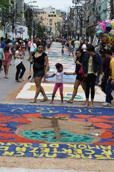 Corpus Christi em São Gonçalo, RJ