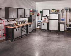 Workshop Garage Idea: Cool Garage Ideas: Revealing a Dream | Best Home Design Ideas and Photos