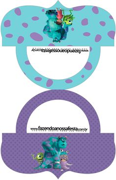 Monster University Party, Monsters Inc, Monster Party, Html, Printables, Neon, Disney, Birthday, Gifts