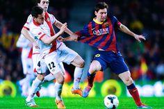 Watch Rayo Vallecano vs Barcelona Online Free Live Streamin | Footballwood