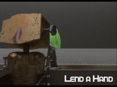 Lend a Hand- Short animated Student Film - YouTube