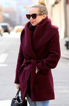 Winter Street Fashion for Women