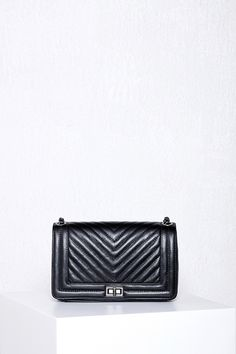 Luxe It Up Leather Bag