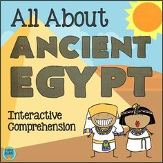 Ancient Egypt Interactive Reading