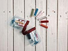"""Mini triki """"zrób to sama"""" #2 - pojemnik na nici z plastikowych butelek. Home Appliances, Tutorials, Projects, House Appliances, Log Projects, Blue Prints, Appliances, Wizards"""