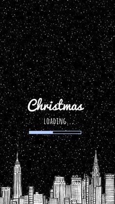 christmas wallpaper christmas loading on december