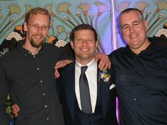 The Groom, with Steven Murphy (left) & Roger McGuire (right) My Music, Groom, Fictional Characters, Grooms, Fantasy Characters