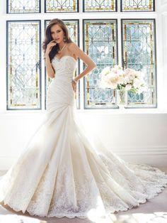 Sophia Tolli – Bridal Collection Fall 2014