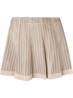 Drome Laser Cut Skirt - Luisa World - Farfetch.com